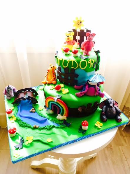 Cake by Anca Ciulea