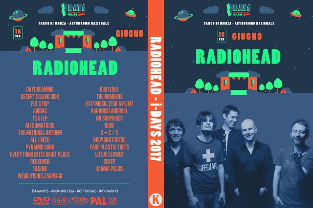 Radiohead - iDays 2017