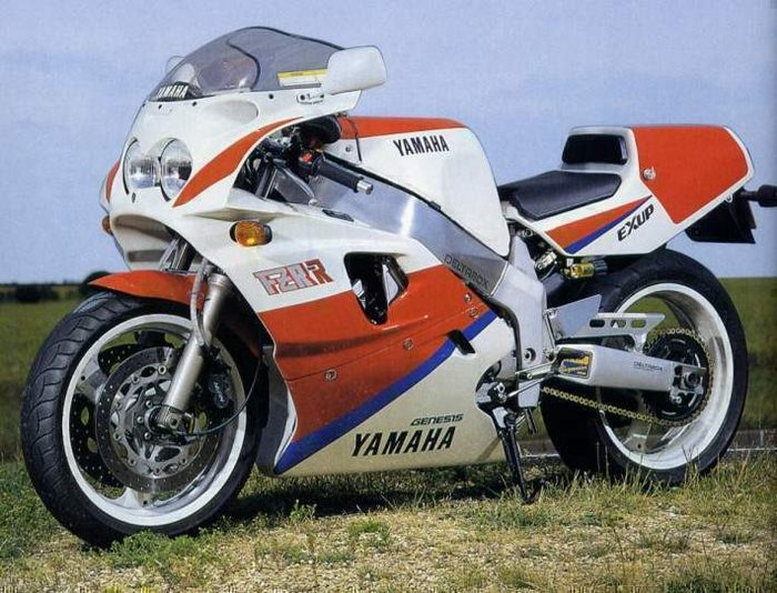 Yamaha FZR 750 R - OW 01 1989 - 9
