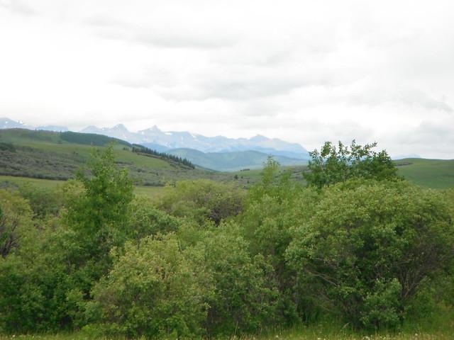 Southern Alberta Cowboy Trail