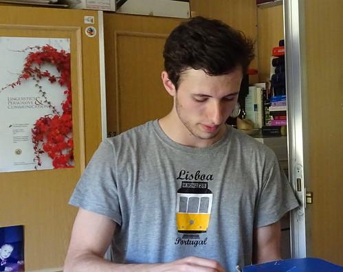Nuevo universitario: Ivo