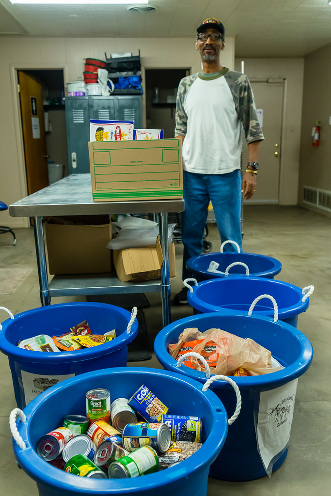 Oncor-Food Drive-North Ellis County-7