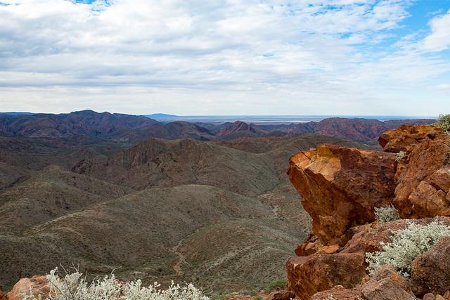 Across the ranges