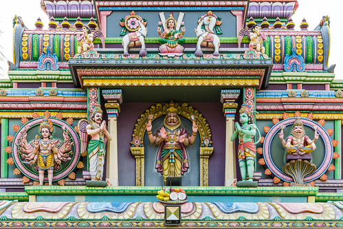 2017 laréunion france europa mascareneislands réunion islands temple templo hinduism sculpture facadas saintpierre 2d