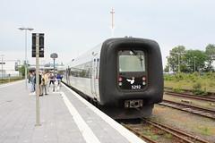 Eisenbahn Dänemark
