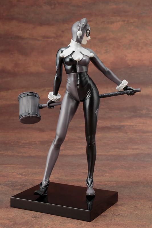 2017 SDCC /壽屋店舖限定發售!!ARTFX+ 系列【小丑女哈莉.奎茵】Harley Quinn 1/10 比例 全身雕像作品
