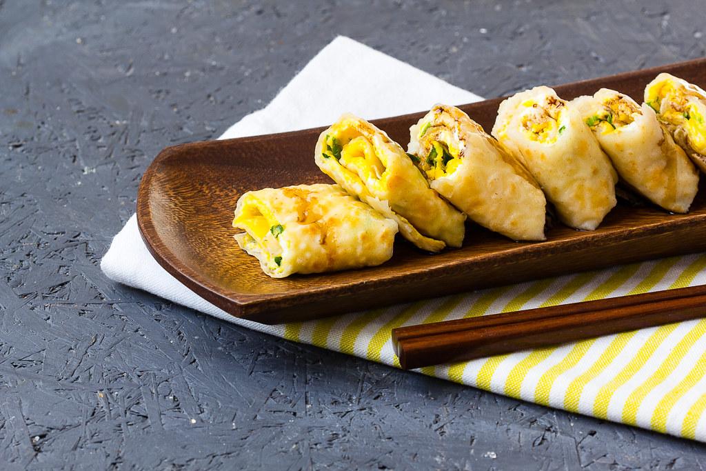 taiwanesisches Frühstück via lunchforone