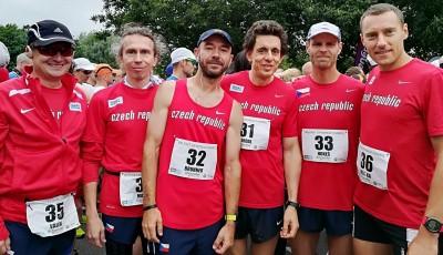 Brunner zaběhl na mistrovství světa v běhu na 24 hodin 251 km