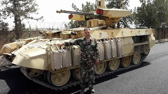 ظهور ال terminator في قاعدة حميميم في سوريا 35654725206_ea4301f243_b