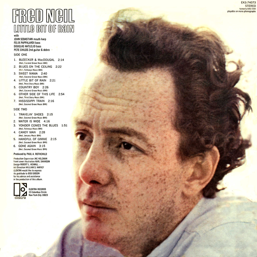 Fred Neil - Little Bit of Rain