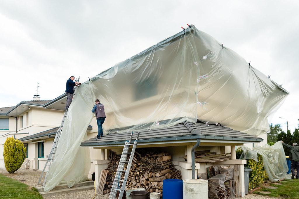 2017-06 - Rénovation de toiture