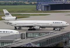 World Airways, N271WA, McDonnell Douglas MD-11, cn 48518/525