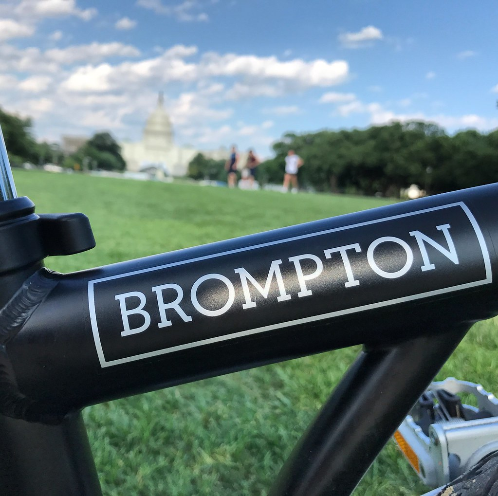 Try Brompton in Washington, DC