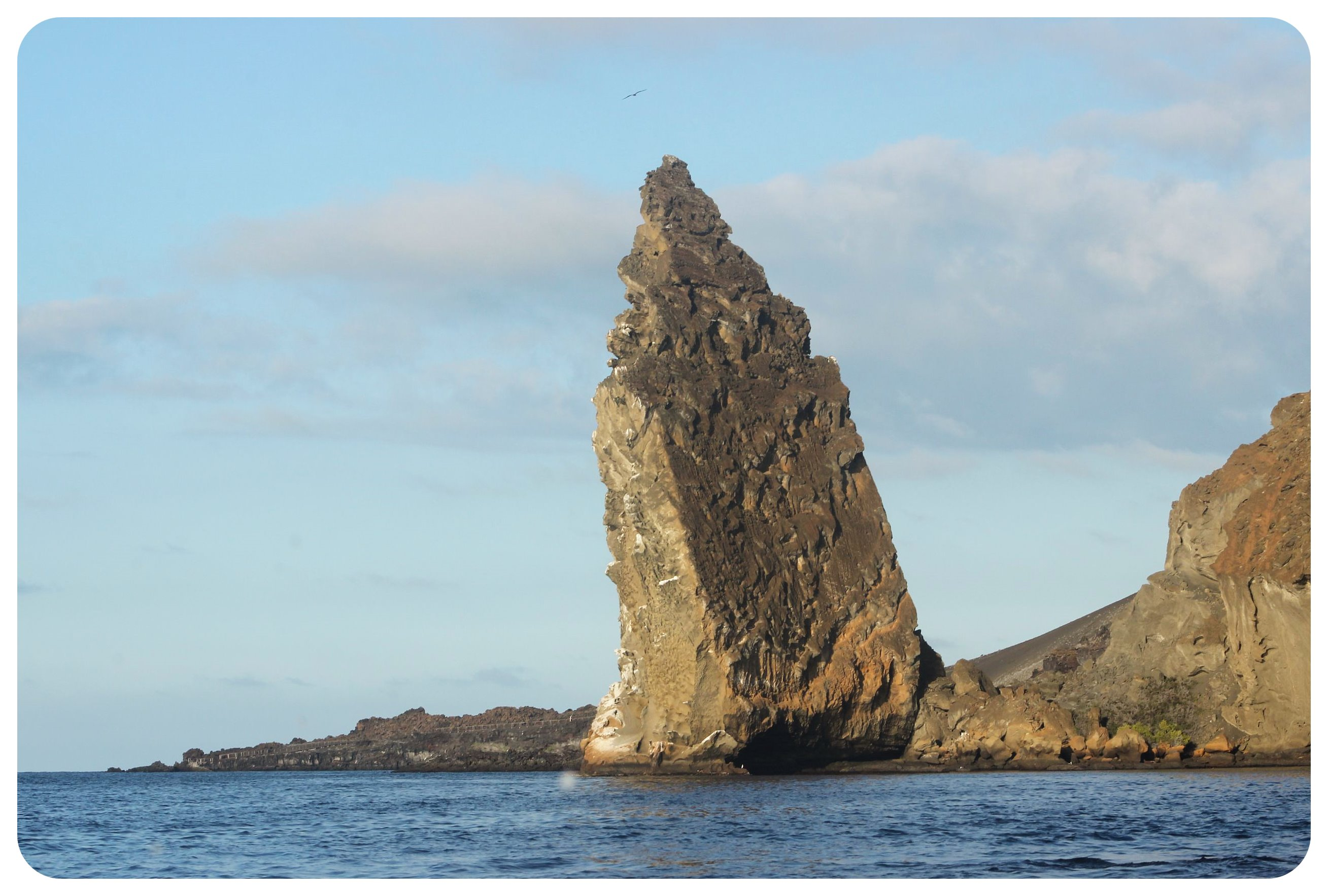 galapagos islands pinnacle rock