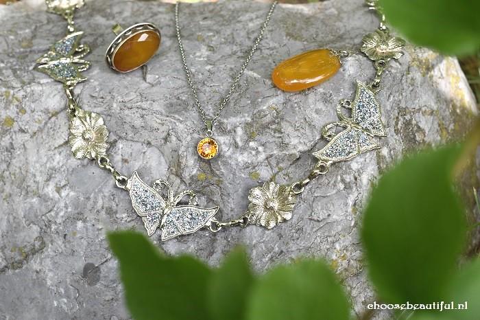 Review: Prachtige Topaz en zilveren sieraden van Lucardi