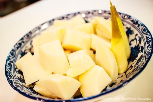 【食譜】夏季限定 | 冷筍沙拉 – 清涼爽脆的好滋味 (壓力鍋版本)