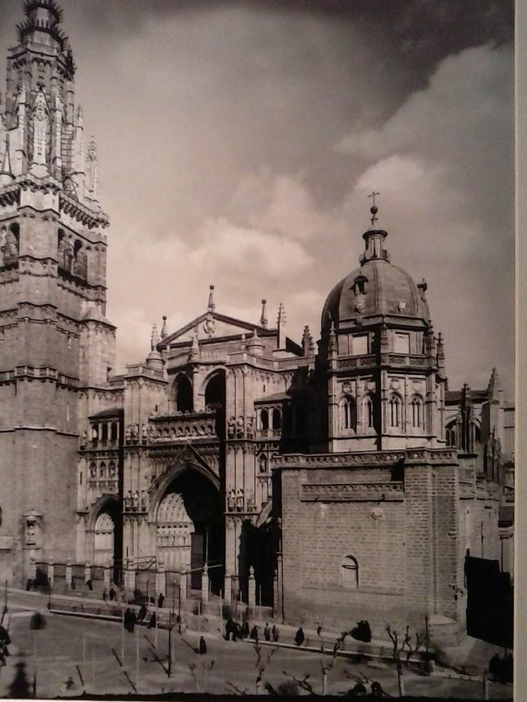 Catedral deToledo hacia 1900 por Antonio Cánovas del Castillo, Dalton Kaulak