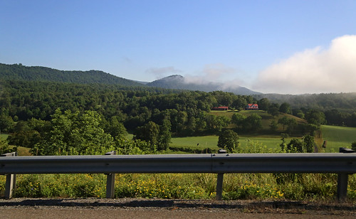 Town Creek Valley — Allegany County, Maryland