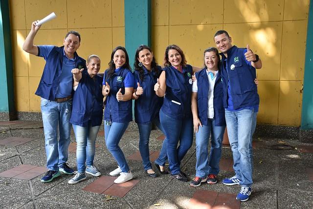 Jornada de Limpiatón Sede Medellín