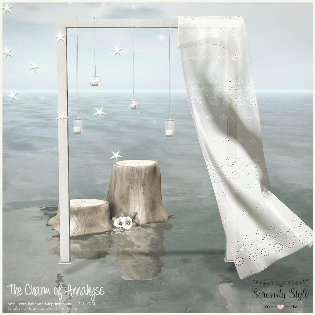 Serenity Style- The Charm of Annahyss - SecondLifeHub.com