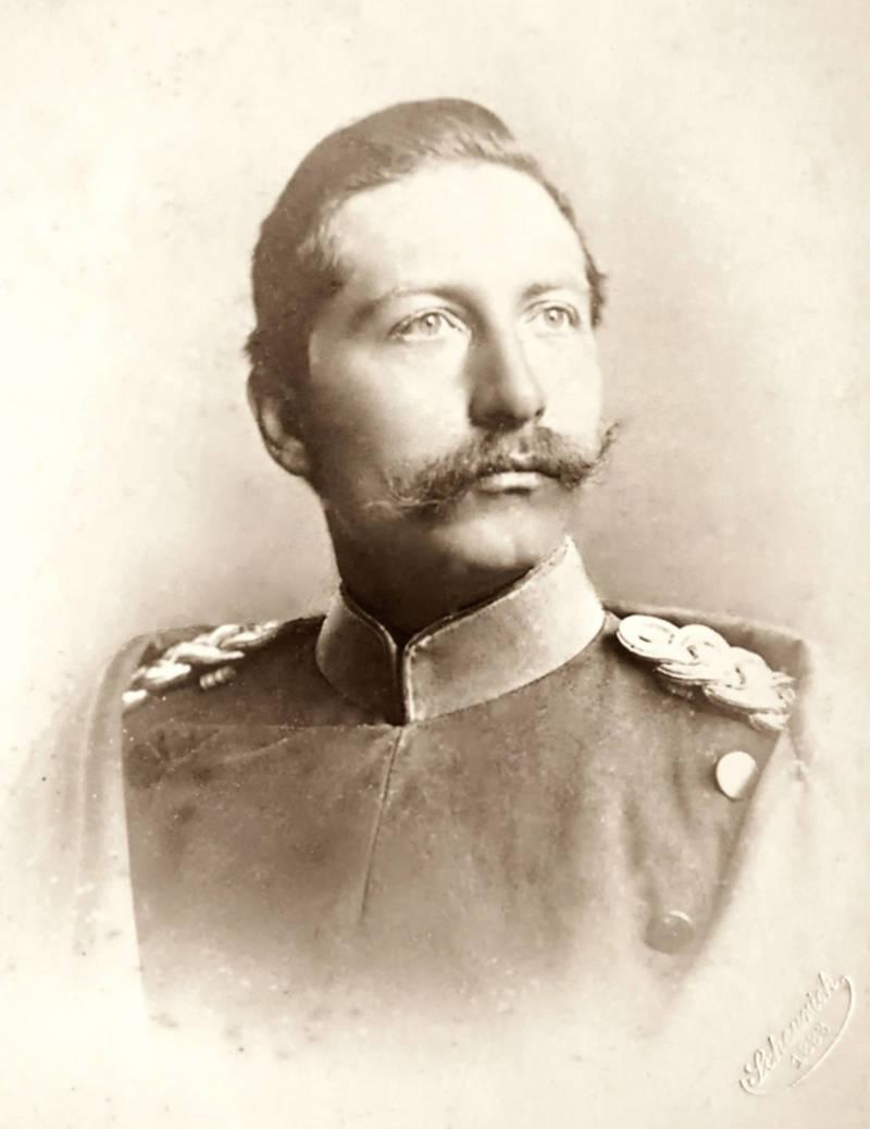 Wilhelm II. Emperor of Germany, 1888