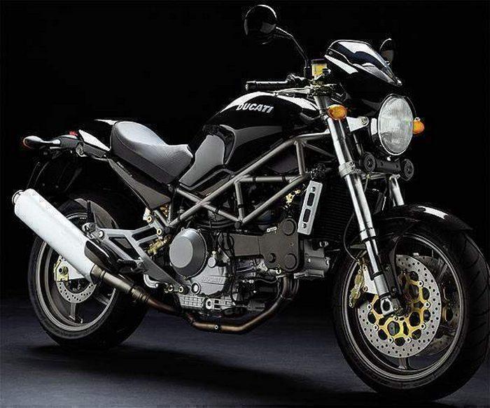 Ducati 916 MONSTER S4 2003 - 11