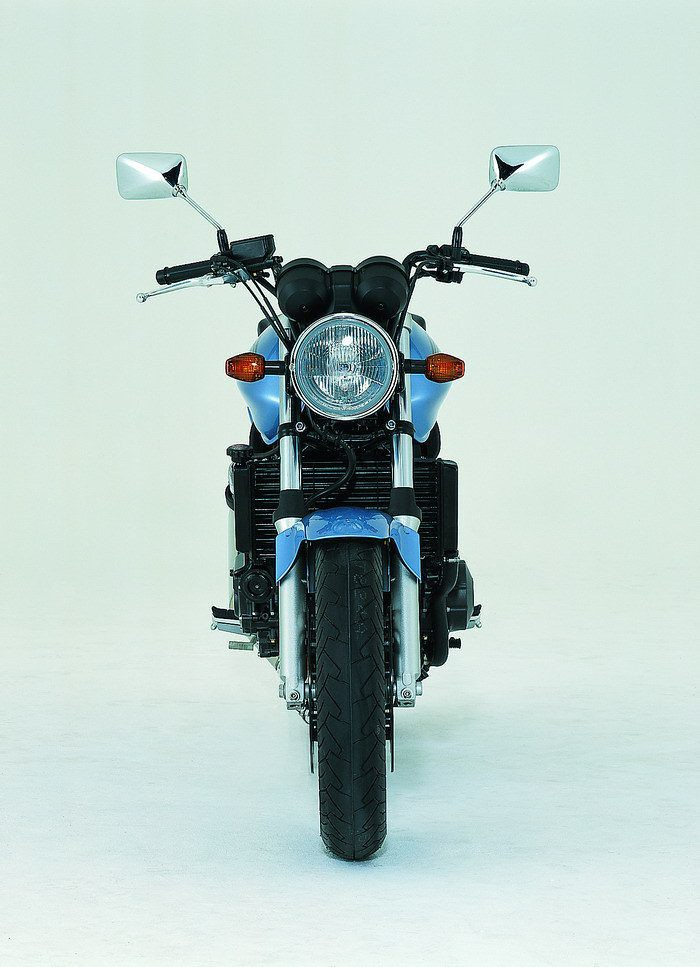 Honda CBF 600 N 2004 - 2