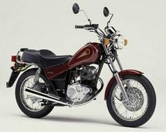Yamaha 125 SR 2002 - 1