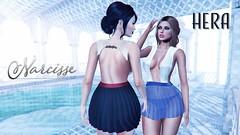 Narcisse @ Tres Chic - Hera