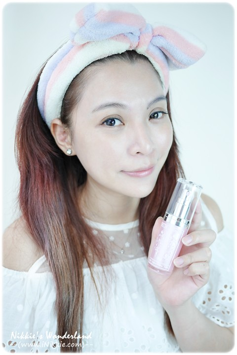 粉紅泡泡糖隔離修護霜