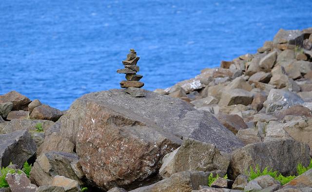 Stone Stack....