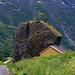 I ly bak en stein -|- Shelter behind a rock by erlingsi