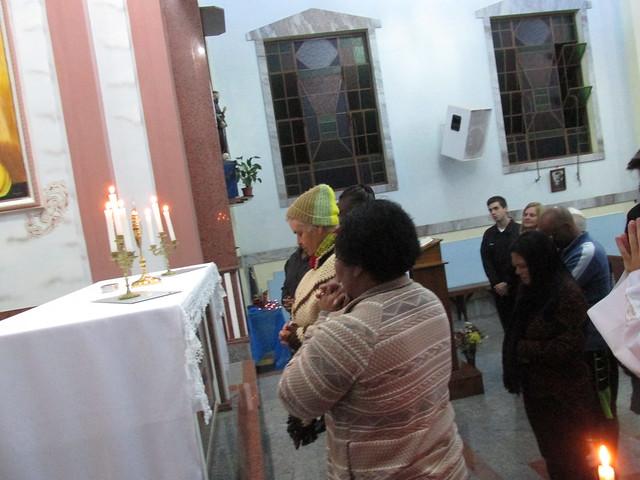 26 06 2017 Missão dos seminaristas no Alto da Serra