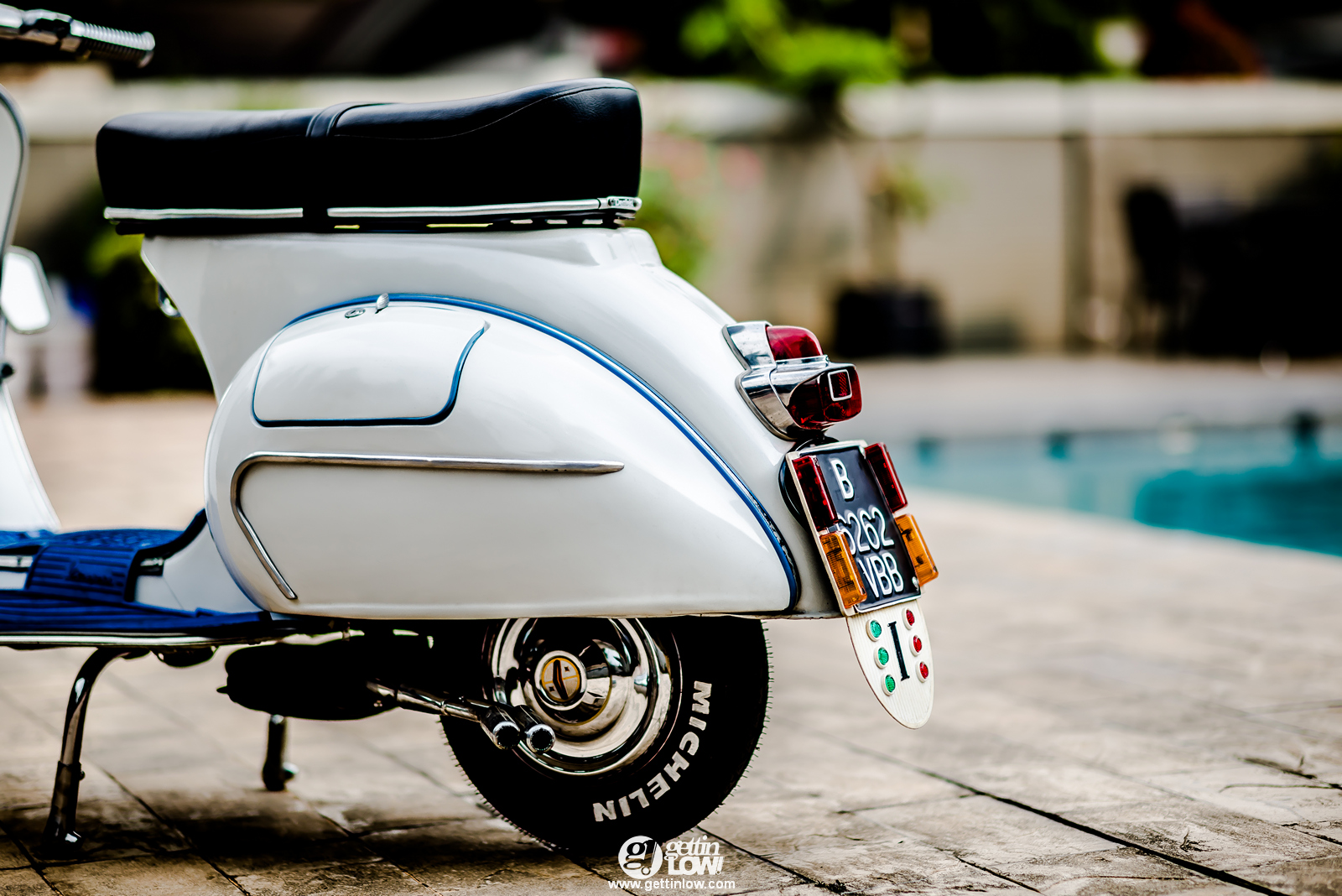 1962 Piaggio Vespa VBB // BimaBunch