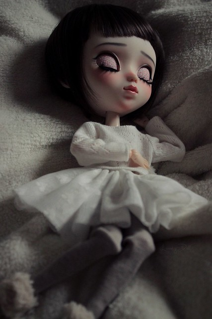 Dreamy little girl ♥