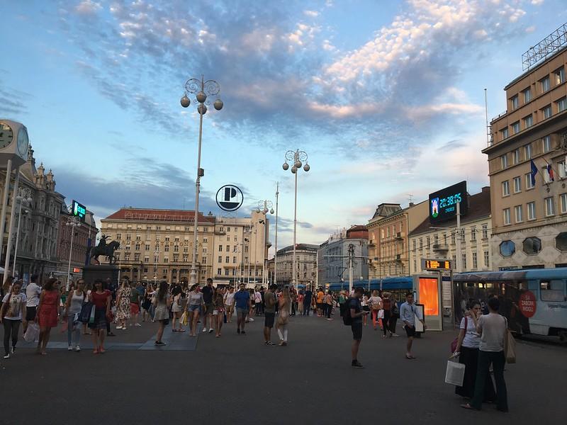 Zagreb Kroatia