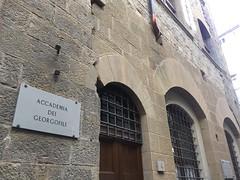 Accademia dei Georgofili 2017