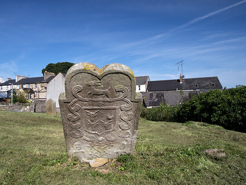 Clones cemetery headstone