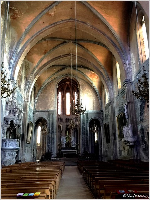 L'abbatiale St Michel