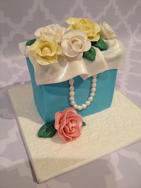 Cake by Songbird Creative Cakes