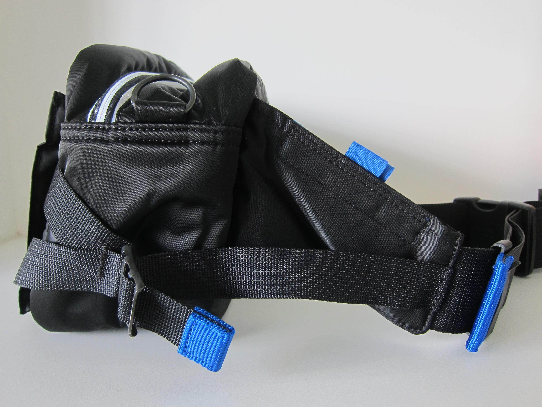 c25c05d701 Adidas Originals x PORTER 2 Way Waist Shoulder Bag - Side View