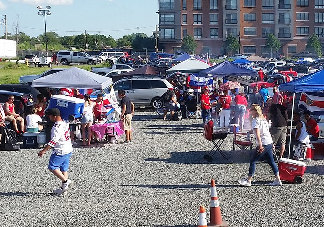 Gold Cup Tailgate 1