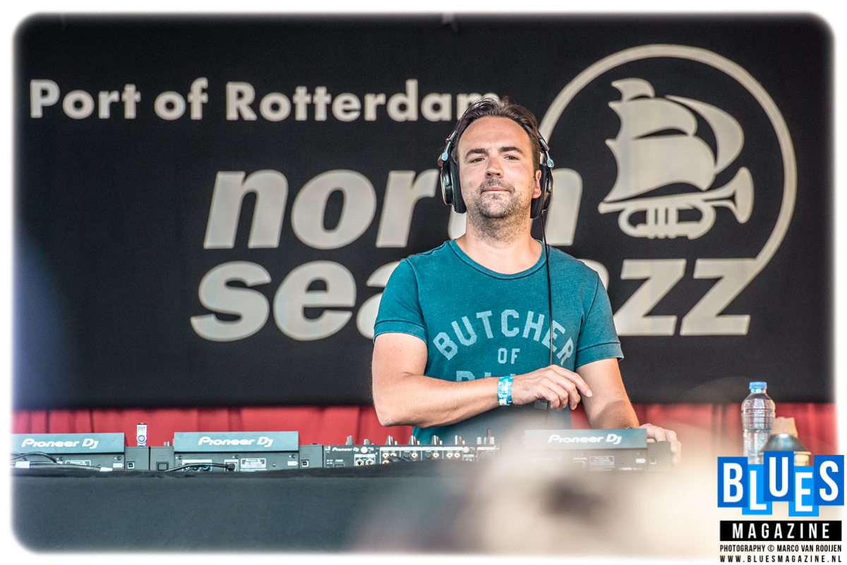 Gerard Ekdom @ North Sea Jazz 2017