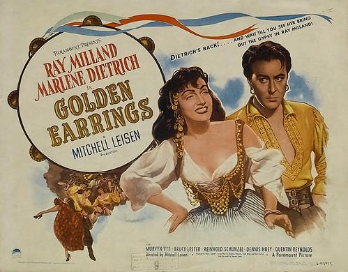 Golden Earrings - Poster 1