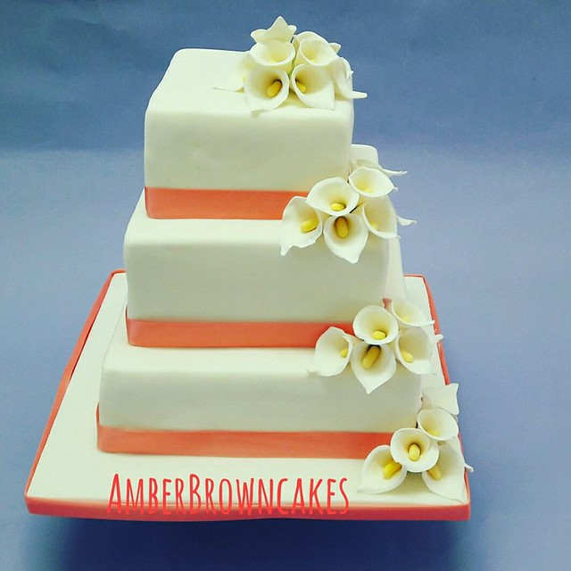 Cake by Amber Jamber Cox of Amber's Bakes and Cakes