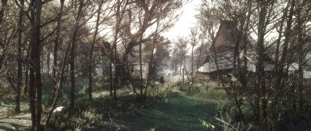 witcher3   The Witcher 3: Wild Hunt Mods-The Witcher 3 HD Re