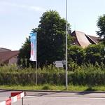 Aufbau Festzentrum AKSF 2017 Zofingen