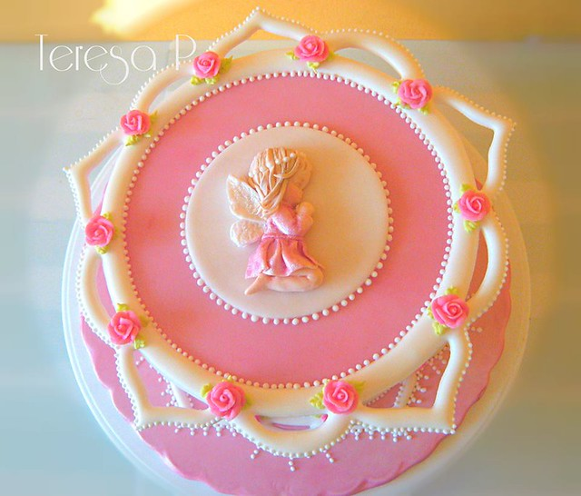 Cake by Teresa Pękul