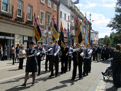 Armed Forces Day Parade, Doncaster 2017