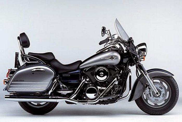 Kawasaki VN 1600 Classic Tourer 2007 - 9